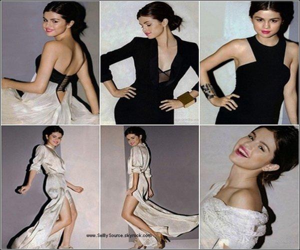 .Nouveau Photoshoot . 16/01/11 : Selena etait a l'événement Golden Globes.