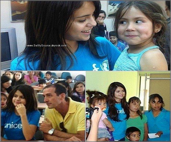 .Mission pour l'UNICEF en Chili  .