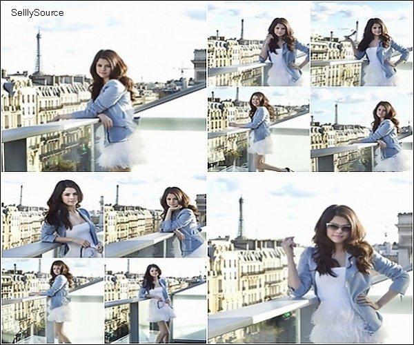 """.Découvrez 12 nouvel photo de Sel' pour le magazines """"Gala"""" . Et 4 Photo ancienne ."""