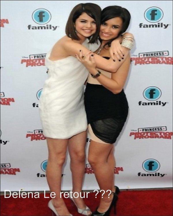 .Selena Gomez et Demi Lovato : Le retour ? .