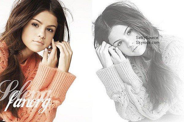 .Découvre, une nouvelle photo de Sel' posté sur son Facebook, il y es dans « FUNNY OR DIE » . . Deux nouvelles photo de Sel' sont apparus pour le magazine Glamour, datant de 2012.  P2.
