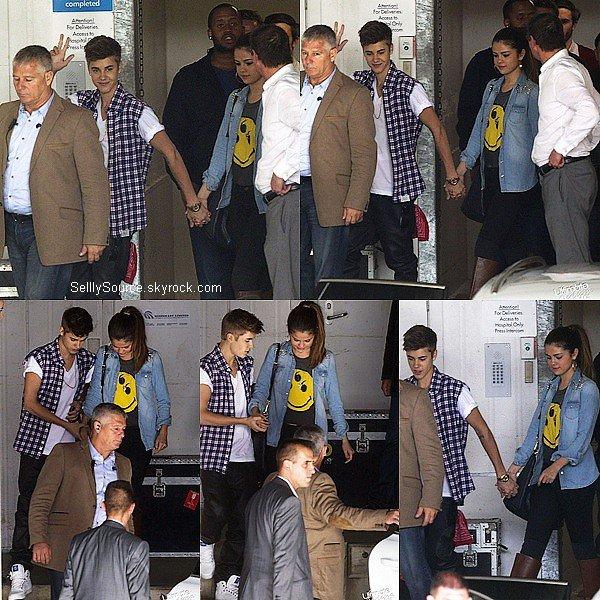 .19.07.2012 : Sel' & Justin B. se sont rendu «Auckland Straships Hopital», ils ont rendus visite à des enfants malades, en Nouvelle-Zélande..