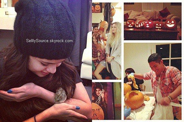 .Découvre plusieurs photo récente,de Selena posté sur son Twitter/Instagram. .