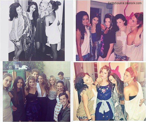 .Découvrez de nouvelle photo personnels de Miss Gomez,posté sur son Instagram,et une nouvelle affiche de The Getaway..
