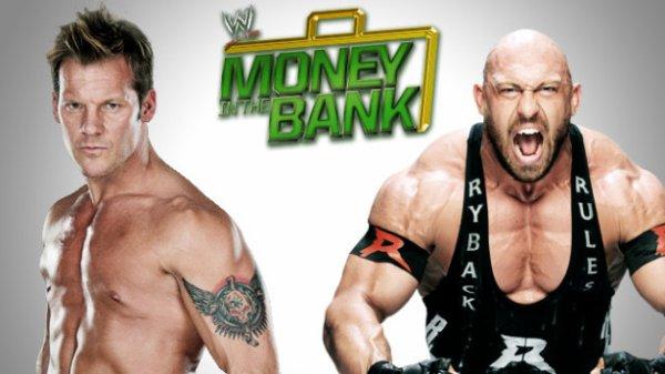 CARTE MIS A JOUR POUR MONEY IN THE BANK CE DIMANCHE 14 JUILLET 2013