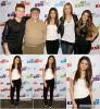 . EVENEMENTS :  Selena Gomez été présente au KISS FM's Jingle Ball à Los Angeles, le 6 décembre 2013.  .
