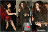 . EVENEMENTS :  Selena sur le tapis rouge du 106.1 KISS FM's Jingle Ball à Seattle, le 8 décembre 2013. .