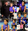 . CANDIDS : Selena arrivant au Madison Square Garden à New York pour le Jingle Ball, le 13 décembre. .