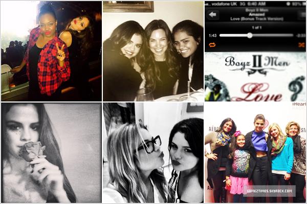 . Découvrez la suite d'une interview de Selena Gomez pour The Hot Hits.  Vous pouvez voir ou revoir la suite de l'interview par ici → Vidéo 1 / Vidéo 2 .
