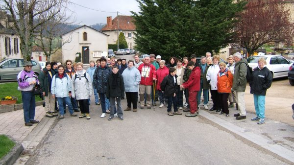 Stage de chant dans le QUERCY (avril 2005)