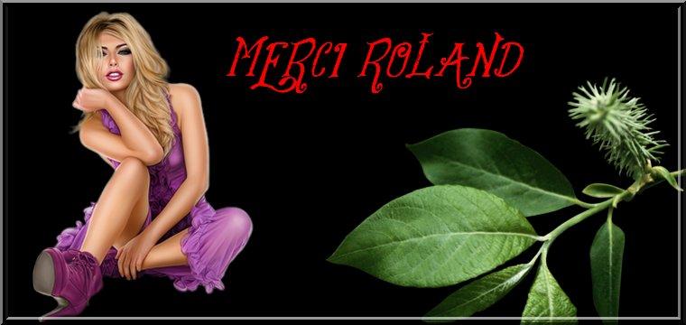 ♥ ROLAND ♥
