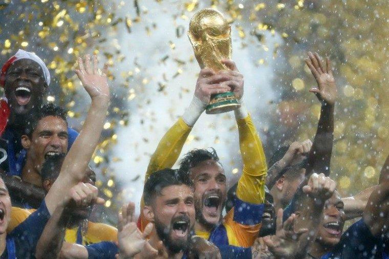 ♥ ON EST LES CHAMPIONS !! ON EST LES CHAMPIONS !! ♥