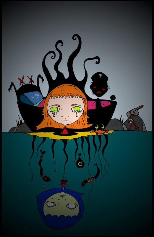 Zélie et le royaume des anguilles