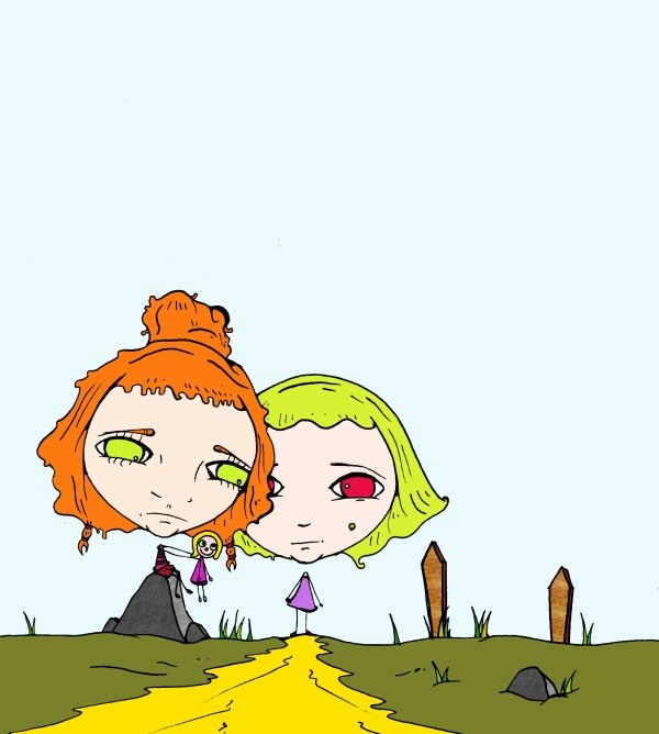 Zélie et Nina