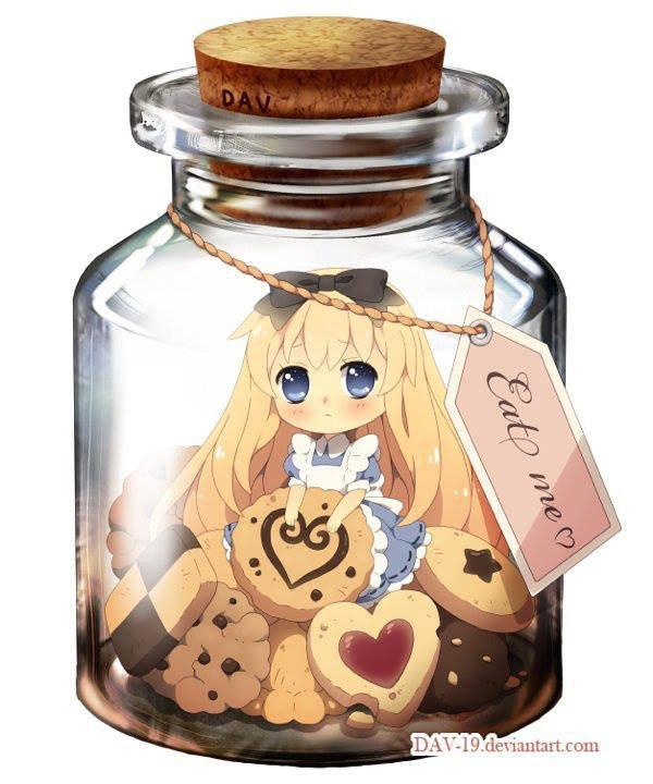 Envie de biscuits.