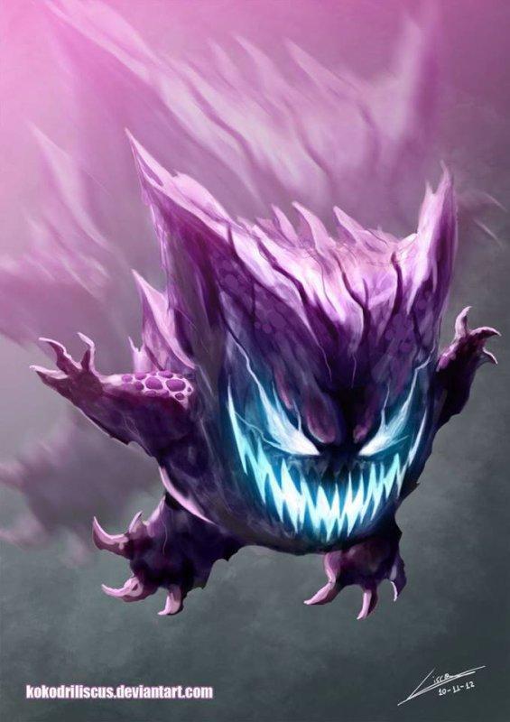 Je veux ce Pokemon *-*