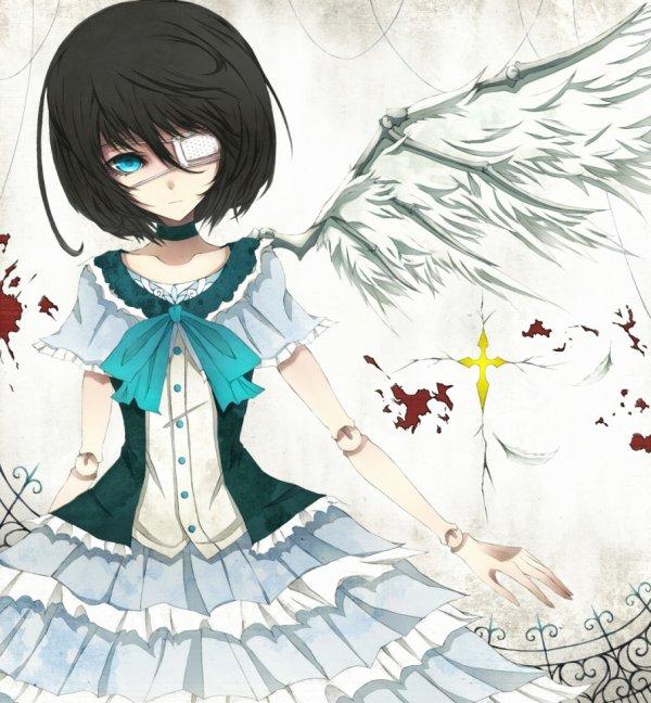 Misaki Mei ( Style Angel)