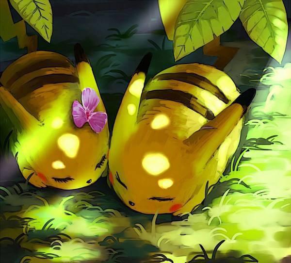 Pikachuu  :3