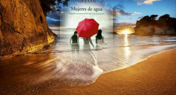 Mujeres de Agua de Antonia J Corrales