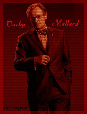 "Biographie de Donald ""Ducky"" Mallard"