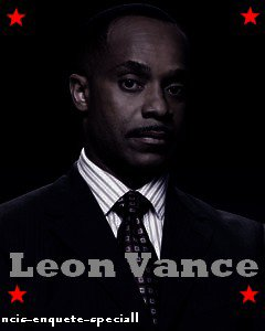 Biographie de Leon Vance