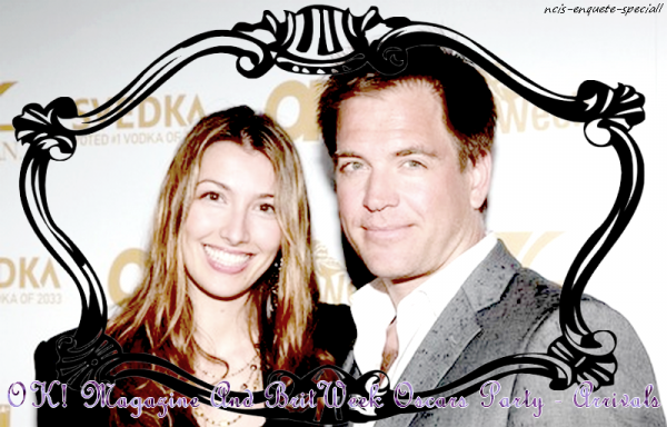 Michael Weatherly : OK! Magazine And BritWeek Oscars Party - Arrivals - 25/02/2011