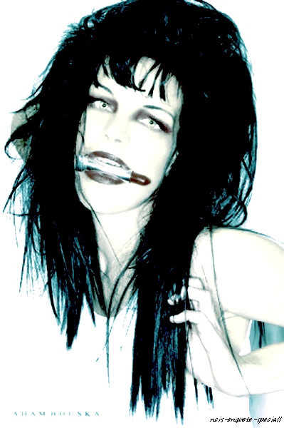 Pauley Perrette : Photoshoot Adam Bouska