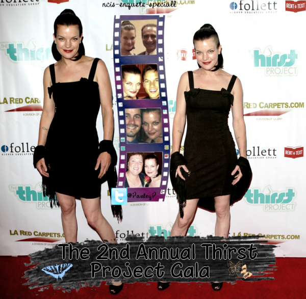 Pauley Perrette : The 2nd Annual Thirst Project Gala - 28/06/2011
