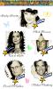 Classement des stars les plus populaire de la télévision selon Entertainment Weekly - Août 2011 -