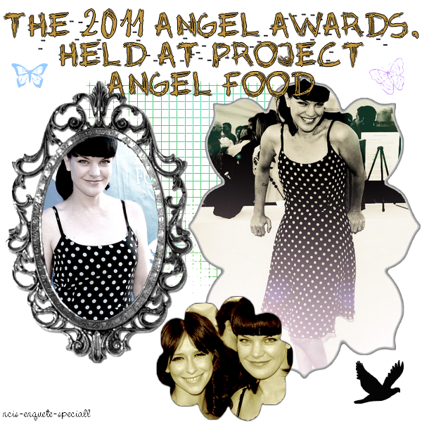 Pauley Perrette : The 2011 Angel Awards, held at project angel food - 20/08/2011