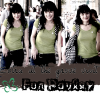 Pauley Perrette : Extra at the grove visit - 7/09/2011