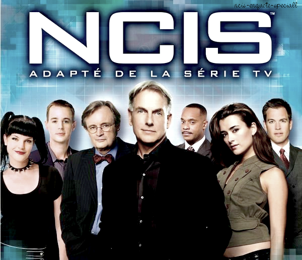 Le jeux NCIS sur la Wii, PS3, Xbox, 3DS et PC - 2011