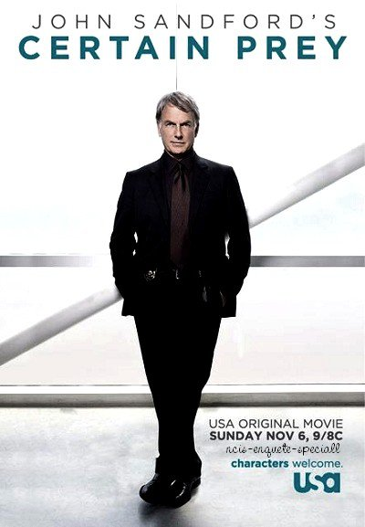 "Mark Harmon : ""Certain Prey"" - 2011"