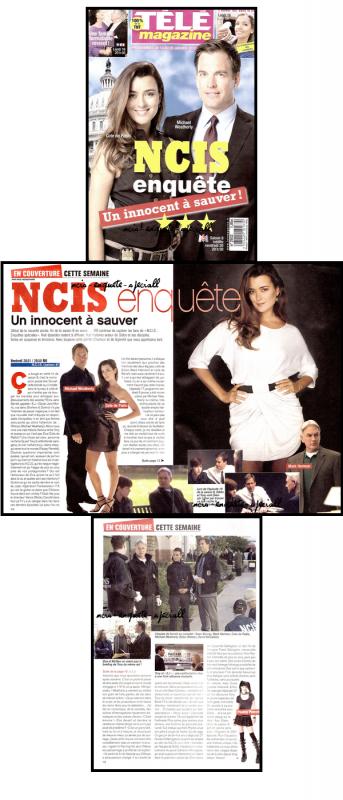 Team - Article de presse - Télé Magazine 14-20 Janvier 2012