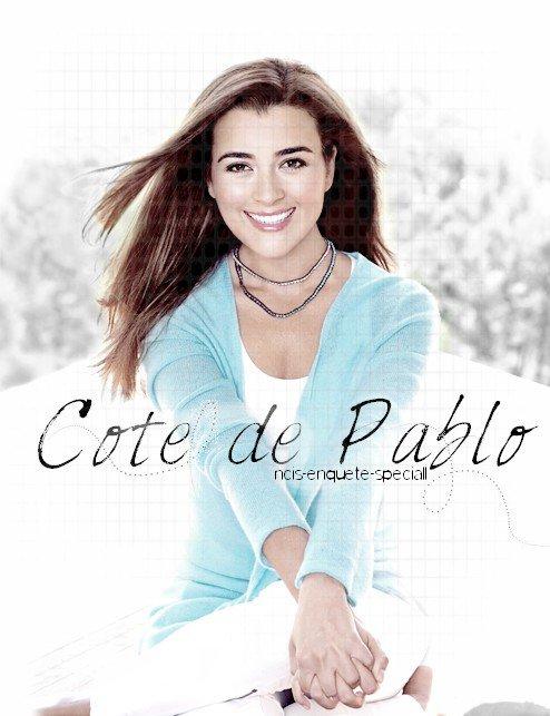 Cote de Pablo : Nomination au ALMA Award 2012!