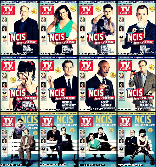 Team : Interview TV Guide - 12 au 18 Novembre 2012