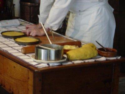Le vrai gateau basque recette