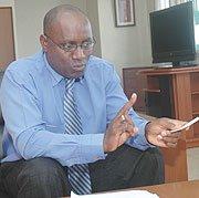 Le Rwandais Henri Byakaperi Kanyesiim nommé à la tête de l Office togolais des recettes