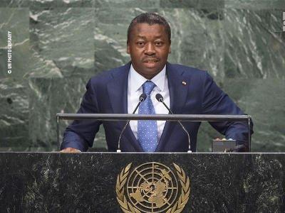 Quand Faure joue à papa poule à la tribune de l'ONU