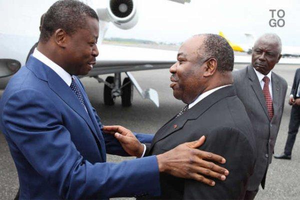 Ali Bongo au Togo : Les dessous d'une escale technique transformée en visite de travail
