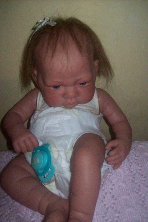 Bébé Justine à adopter
