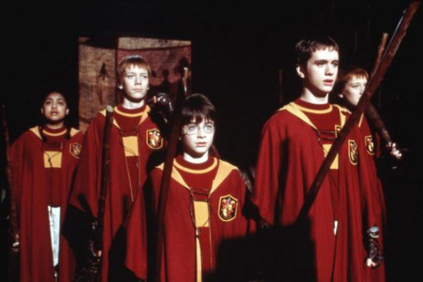 Harry Potter à l'école des sorciers ( suite )
