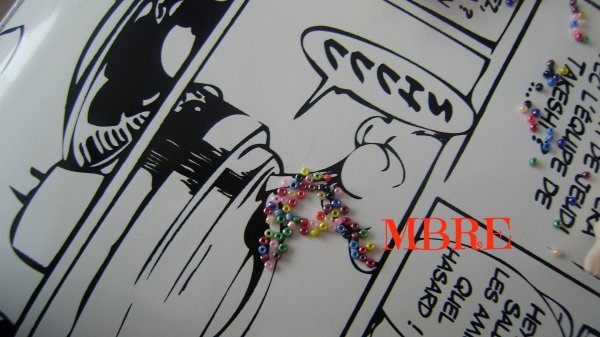 Jeu de perles