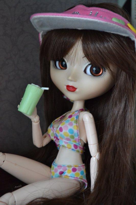 ♥Ma deuxième pullip♥Ava♥Pullip Mélissa♥