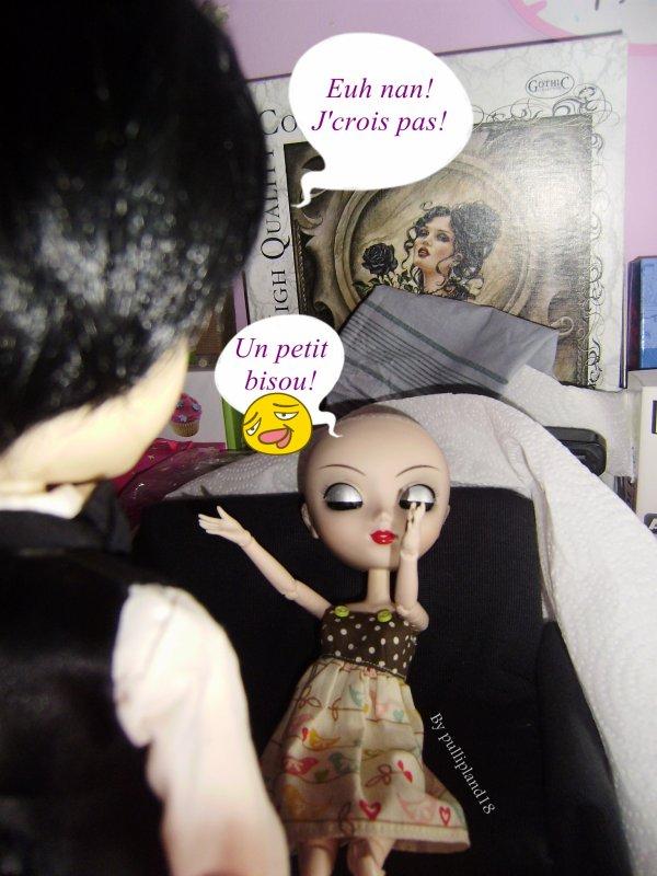 Séance d'Ambre!