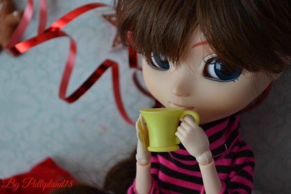 ♥Ma quatrième pullip♥Evangéline♥Pullip Asuka♥