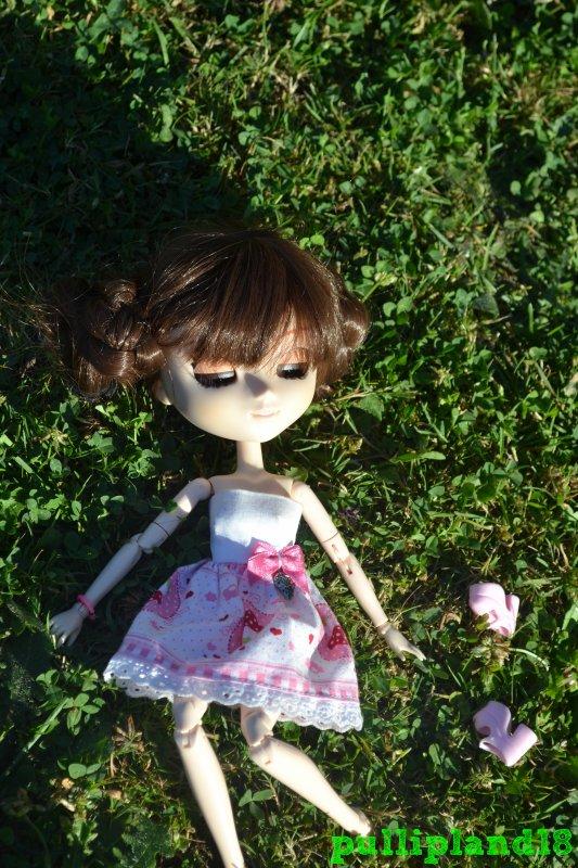 Ma princesse Leila!♥