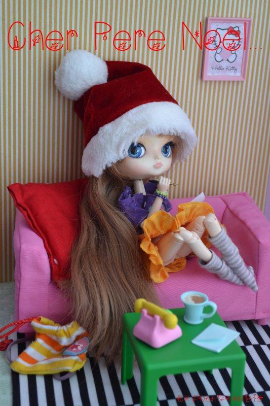 Cher Père Noël...~♥