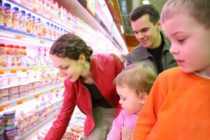 Supermarkets – A Scientific Study into Buying Behaviors of Customers