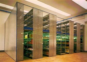 Storage shelves- An assurance that your products are safe